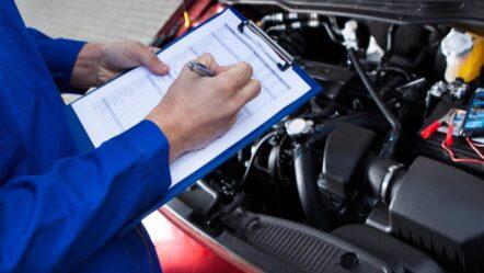 O que checar na manutenção preventiva do carro